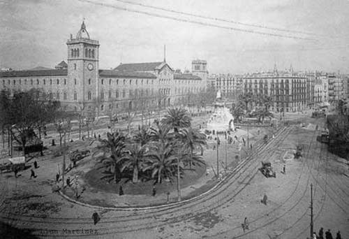 1900 pla a universitat barcelona antiquari - Placa universitat barcelona ...