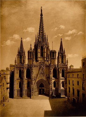 192x - Catedral - Barcelona