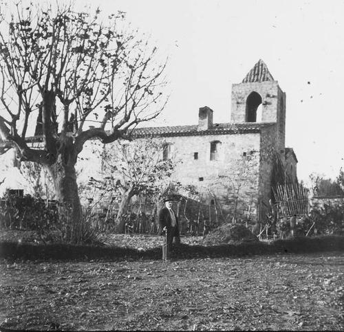1914 - Ermita Ntra Sra de Bellvitge - Hospitalet del Llobregat