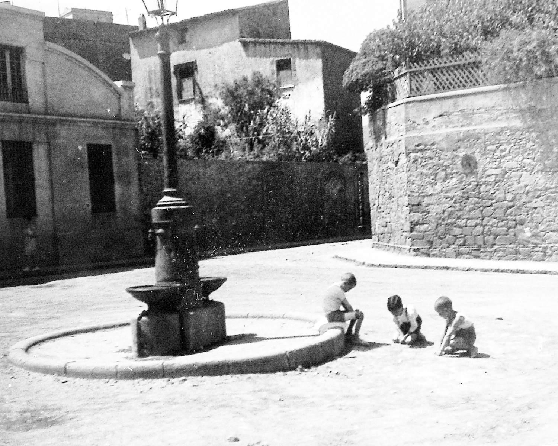 1935 - Plaça d'Ibèria - Sants - Barcelona