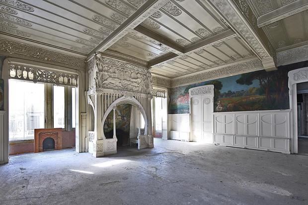 Interior de Casa Bures
